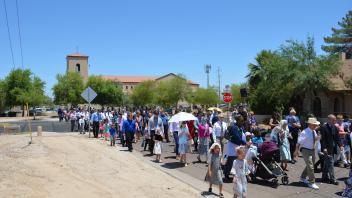 2021 Corpus Christi Procession